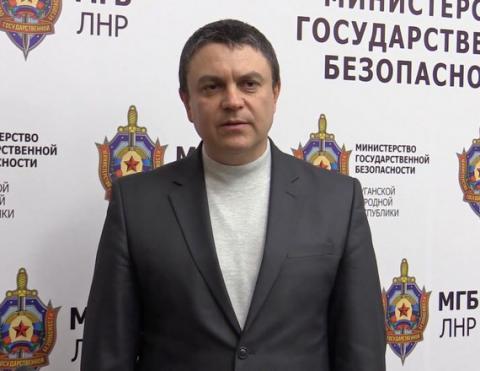 Леонид Пасечник ЛНР