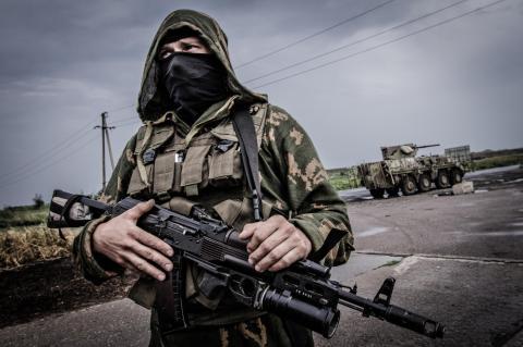 Тактика ополченцев в Донбассе: ДНР дает отпор снайперам ВСУ на ключевой точке