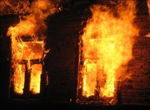 На Кубани при пожаре погибла трехлетняя девочка