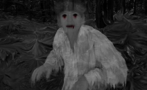Фотографии призраков, запечатленных в разных странах мира, опубликованы в Сети