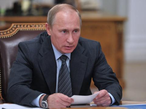 Путин, перестань, ну что ты делаешь?