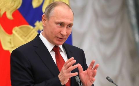 """В США Владимира Путина назвали """"самым большим подарком для НАТО"""""""