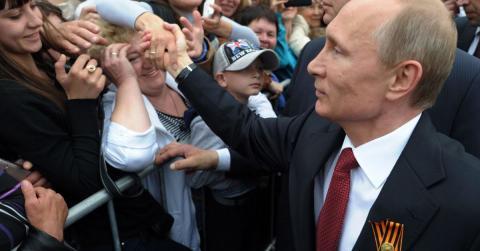 Путин заявил, что отношения между Россией и США деградируют