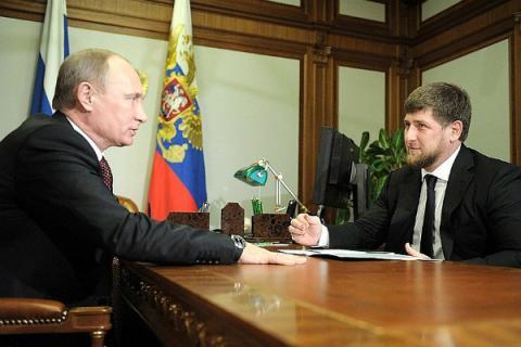 События про Чечню