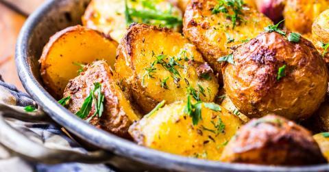 Как правильно готовить картофель, чтобы он не превратился в канцероген