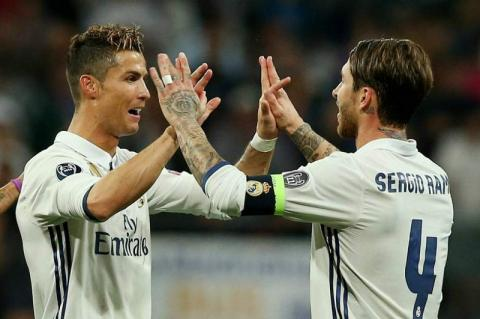 """Серхио Рамос рассказал, что """"Реал"""" нашел кем компенсировать ушедшего из клуба Роналду"""
