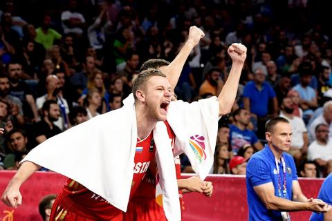 Чемпионат Европы по баскетболу 2017 среди мужчин: результаты последних матчей и расписание игр, турнирная таблица Евробаскета-2017, где смотреть прямую онлайн трансляцию
