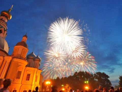 День города Вологды 2018: программа мероприятий