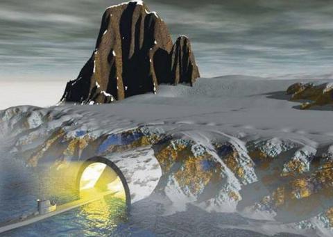 Секретная база нацистов «Новая Швабия» обнаружена в Антарктиде