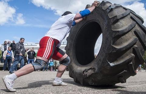 Чемпионат по силовому экстриму пройдёт в Дагестане 1 мая