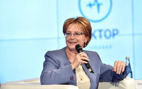 Вероника Скворцова рассказала, когда в России перестанут пить и что для этого надо сделать
