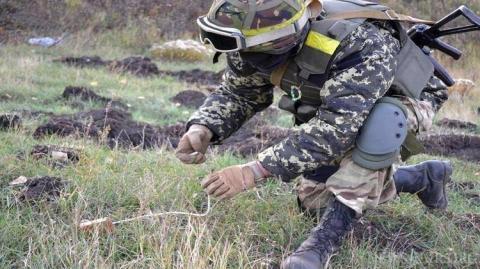 Инструкторы из Литвы начнут обучать солдат ВСУ минному делу