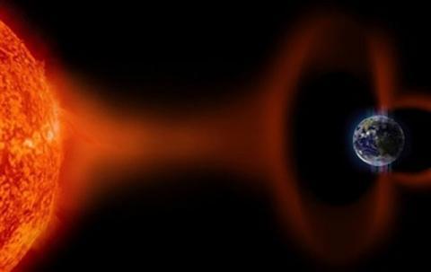 Геомагнитная буря обрушится на Землю в выходные, предупреждают астрофизики