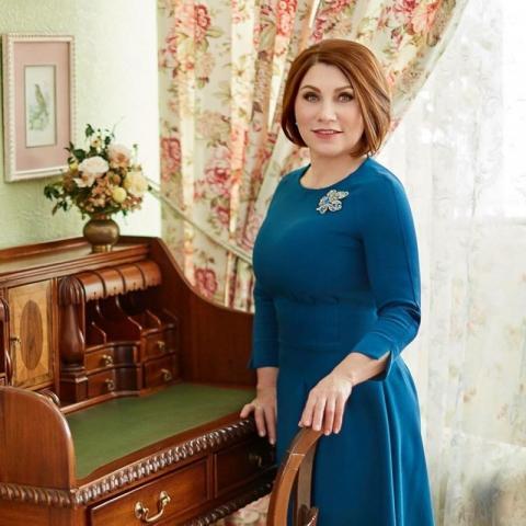 Роза Сябитова показала свой роскошный особняк с  позолоченной сантехникой