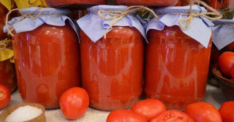 Рецепт вкусного томатного сока: простой и быстрый способ томатного сока на зиму