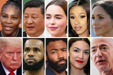 Time опять не включил Путина в список самых влиятельных людей планеты