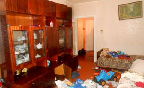 Жительница Украины спрятала труп убитого мужа в квартире