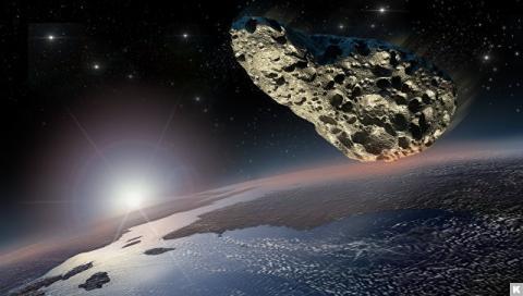К Земле мчится крупный астероид: дату и время «космического рандеву» вычислили астрономы