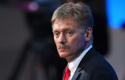 """Песков пошутил о своём """"тайном визите"""" в Луганск: Я прямо оттуда сейчас и звоню"""
