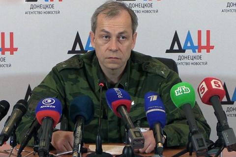 Обстрелы Донбасса