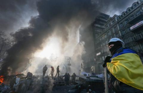 В Киеве журналист унизил родную Украину, пытаясь высмеять и задеть Россию