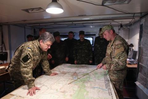 Киев заявил о готовности к масштабному бою