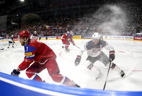 ЧМ по хоккею 2017: расписание матчей, результаты последних игр и турнирная таблица чемпионата