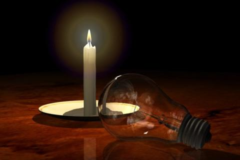 В Астрахани отключат свет: опубликованы список адресов и время отключения электричества