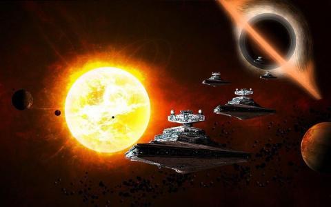 В Солнечную систему ворвался корабль пришельцев – ученые