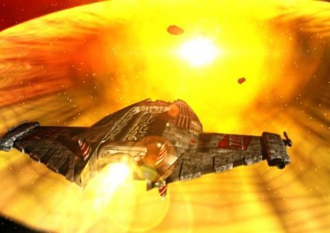 В Солнечную систему ворвался корабль инопланетян – НАСА