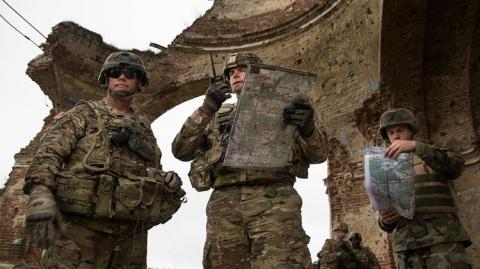 генерал НАТО заявил о трудностях, если возникнет конфликт с Россией