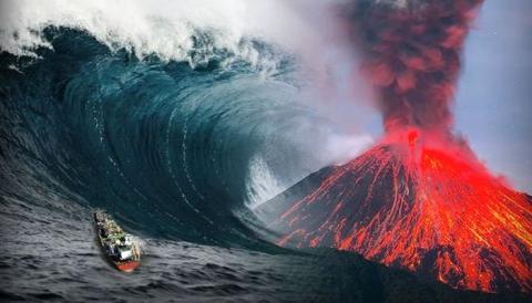 Стратовулкан-камикадзе Кумбре Вьеха на Канарских островах спровоцирует цунами, которое опустошит побережье США и Европы