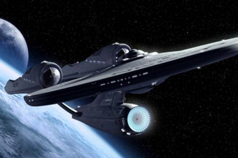 Огромный корабль инопланетян появился около Луны – исследователь