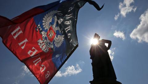 ДНР предупредила об опасности полного уничтожения Украины