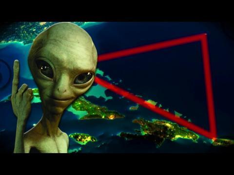 В Бермудском треугольнике находится секретная база инопланетян – российский уфолог