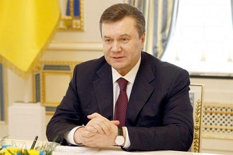 Янукович о событиях Майдана
