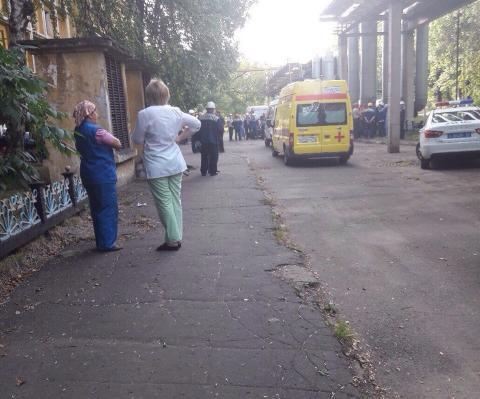 Массовое убийство на заводе ГАЗ