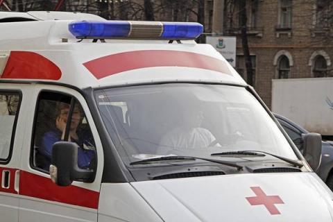 В Москве задержали водителя, который не пропустил машину скорой помощи