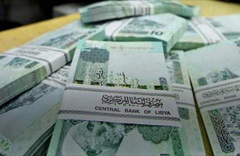 Ливийская валюта