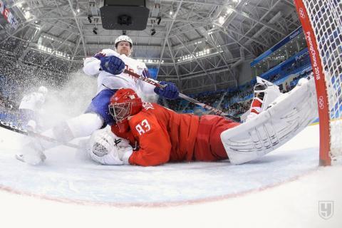 Хоккей на Олимпиаде-2018, мужчины – полуфинал: результаты матчей и расписание соревнований, турнирная таблица по итогам ОИ в Пхенчхане