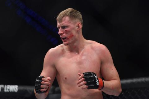 Стал известен кард нового турнира UFC в Москве