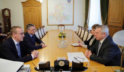 В Ростовской области назначили нового главу налоговой службы