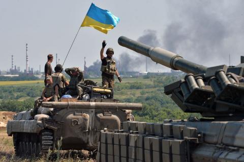 армия Украины в донбассе картинка