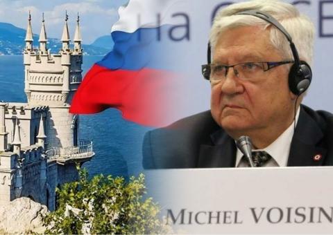 Крым и Мишель Вуазен