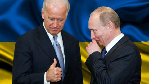 Американист рассказал, чего Байден добивается от Украины и чем ему мешает Путин