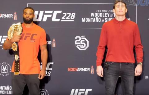 Турнир UFC 228 в Далласе: когда – время проведения 8-9 сентября 2018, полный кард – все участники, бои Вудли – Тилл, Дэвис – Магомедшарипов и другие, где смотреть прямую трансляцию