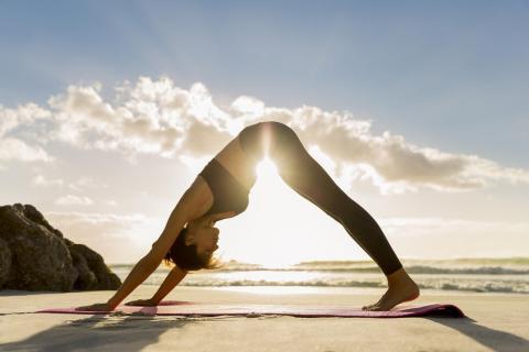 Справиться с депрессией поможет йога, как выяснили ученые из США