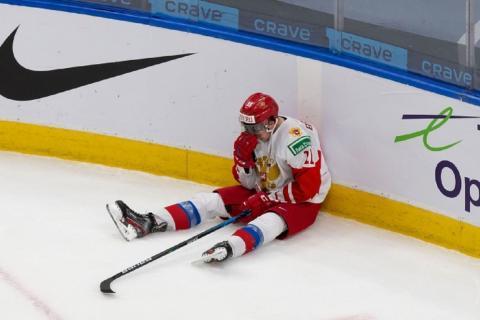 Сборная России проиграла Финляндии бронзу на МЧМ-2021