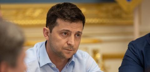Зеленский снова сделал перестановку командующих в Донбассе