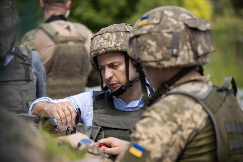 Украинский военный эксперт раскрыл «плохой» и «очень плохой» сценарии по Донбассу